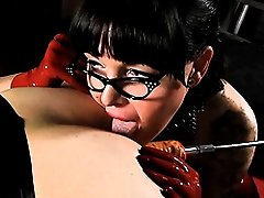 Mistress Danielle screws a guy