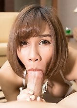 Ladyboy Dancing and Mutual Stroking